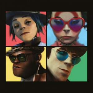 Gorillaz - Humanz (2CD) (Deluxe Edition) (2017)