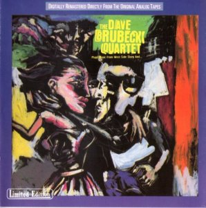 The Dave Brubeck Quartet - Plays Music From West Side Story And... (1986)