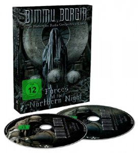 Dimmu Borgir - Forces Of The Northern Night (2017) [2xDVD9]