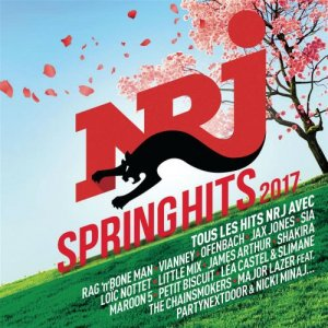 VA - NRJ Spring Hits 2017 [3CD Box Set] (2017)