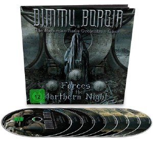 Dimmu Borgir - Forces Of The Northern Night (2017) [2xBlu-ray]