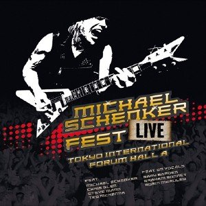 Michael Schenker Fest - Live Tokyo International Forum Hall A (2017) [Blu-ray]