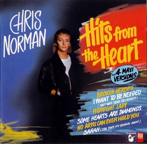 Chris norman hits from the heart 1988 lossless music for 1988 hit songs