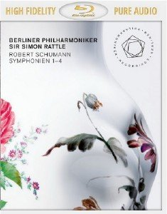 Robert Schumann - Symphonien 1-4 (2014) [Blu-ray Audio]
