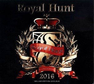 Royal Hunt - 2016 (25 Anniversary) [2017] (DVD9)