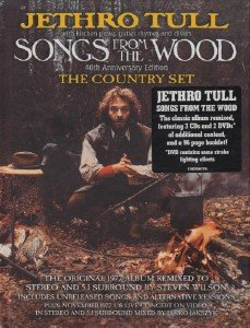 Jethro Tull - Songs From The Wood (40th Anniversary Edition) [1977] (2017) [DVD9]