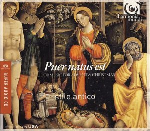 Stile Antico - Puer Natus Est: Tudor Music For Advent & Christmas (2010)