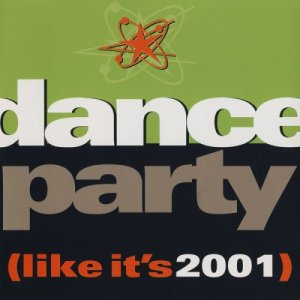 VA - Dance Party (Like It's 2001) (2000)