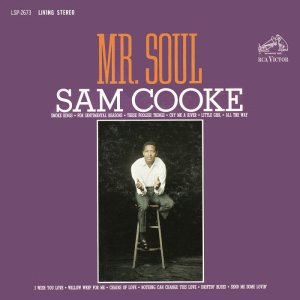 Sam Cooke - Mr. Soul (1963)[2016] [HDTracks]