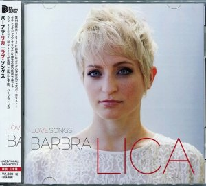 Barbra Lica - Love Songs [Japan] (2015)
