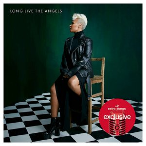 Emeli Sande - Long Live The Angels [Target Exclusive] (2016)