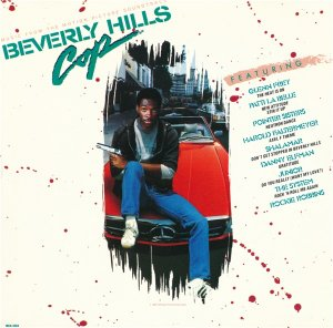 VA - Beverly Hills Cop (Music From The Motion Picture Soundtrack) (1985)