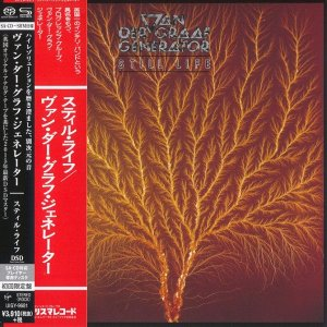 Van Der Graaf Generator - Still Life (1976) [Japanese Limited SHM-SACD 2015] PS3 ISO + HDTracks
