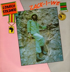 Zak I We - Lonely Soldier (1992)