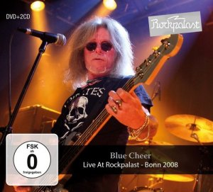 Blue Cheer - Live At Rockpalast: Bonn 2008 (2017) [DVD9]