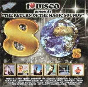 VA - I Love Disco 80's Vol. 6 (2 CD) (2010)