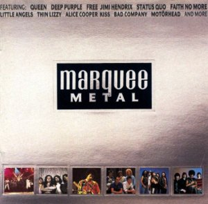 Various Artists - Marquee Metal (1991)