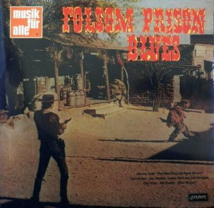 VA - Folsom Prison Blues (1969) LP