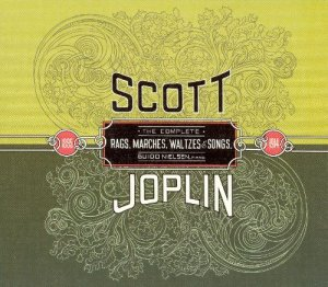 Guido Nielsen - Scott Joplin The Complete Rags, Marches, Waltzes & Songs (1895-1914) (4 CD) (2004)