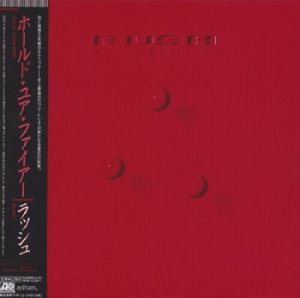 Rush - Hold Your Fire (Japan Edition) (2009)