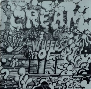 Cream - Wheels Of Fire (1968) [2CD Remastered 1998]