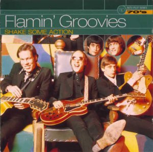 The Flamin' Groovies - Auto Pilot Series: Shake Some Action (1999)