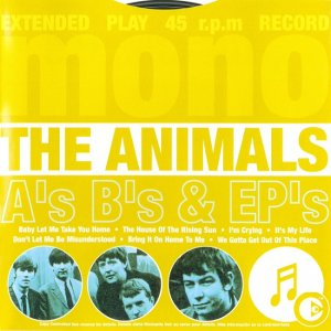 The Animals - A's B's & EP's (2003)