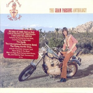 Gram Parsons - Sacred Hearts & Fallen Angels: The Gram Parsons Anthology (2001)
