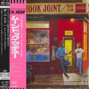 The Band - Moondog Matinee (1973) [Japanese Limited SHM-SACD 2014] PS3 ISO + HDTracks