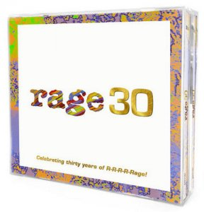 VA - Rage 30: Celebrating thirty years of R-R-R-R-Rage! [3CD Box Set] (2017)