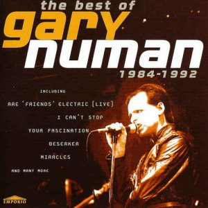 Gary Numan - The Best Of Gary Numan 1984-1992 (1996)