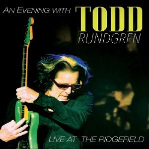 Todd Rundren - An Evening With Todd Rundgren: Live at the Ridgefield (2016) [BDRip 1080p]