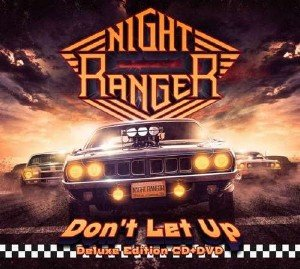 Night Ranger - Don't Let Up (2017) [DVD5]