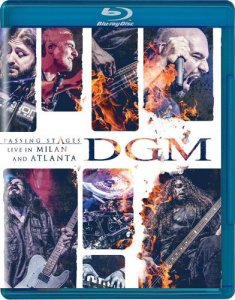 DGM - Passing Stages: Live in Milan and Atlanta (2017) [BDRip 1080p]
