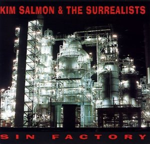 Kim Salmon & The Surrealists - Sin Factory [2CD] (1993)