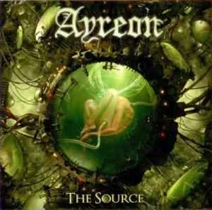 Ayreon - The Source (2017) [DVD9]