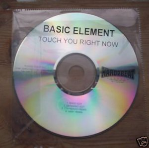 Basic Element - Touch You Right Now (2009)