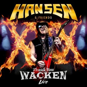 Hansen & Friends - Thank You Wacken (2017) [DVD5]