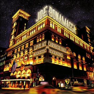 Joe Bonamassa - Live at Carnegie Hall: An Acoustic Evening (2CD) (2017)