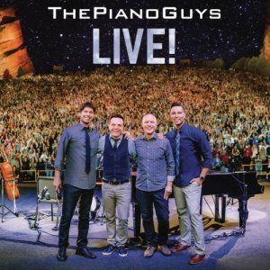 The Piano Guys - Live! (2015) [Hi-Res]
