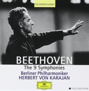 Herbert von Karajan & Berliner Philharmoniker - Beethoven: The 9 Symphonies [5CD Collectors Edition] (1999)