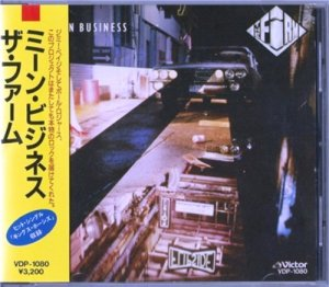 The Firm - Mean Business (1987) [Japan Press]
