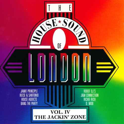 Va the house sound of london vol iv the jackin for House music 1988