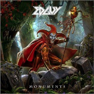 Edguy - Monuments (2017) [DVD9]