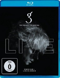 The Beauty of Gemina - Minor Sun (Live in Zurich) (2017) [Blu-ray]