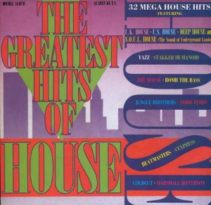 Va the greatest hits of house 2lp 1988 lossless for House music 1988