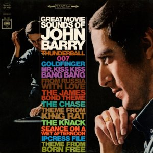 John Barry - Great Movie Sounds Of John Barry (2016) [Hi-Res]