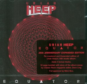 Uriah Heep - Equator 1985 [25th Anniversary Expanded Edition 2010]
