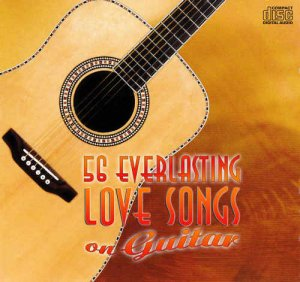 VA - 56 Everlasting Love Songs On Guitar Vol.1-4 [4CD] (2000)