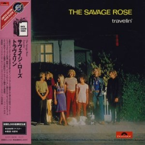 The Savage Rose - Travelin' (2004)